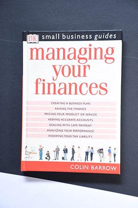 Managing Your Finances - Colin Barrow