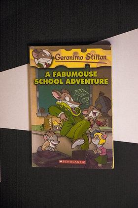 Geronimo Stilton, A Fabumouse School Adventure