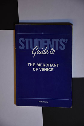 Students Guide to The Merchant of Venice - Martin King
