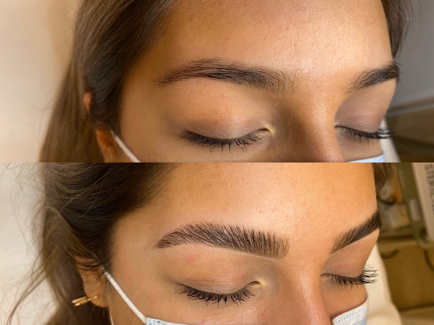 Brow Wax, Tint, & Lift