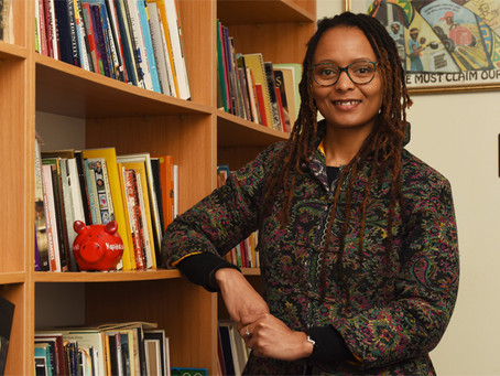 Asanda Benya wins Ruth First Prize