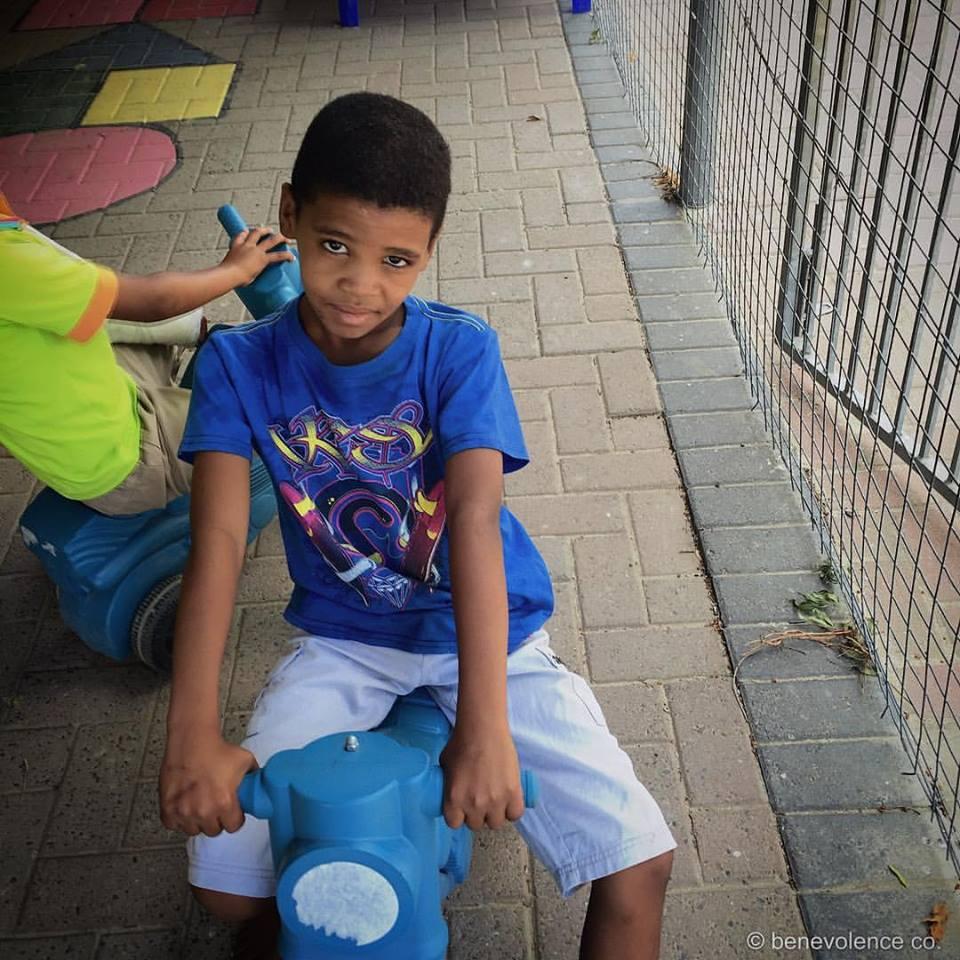 Cape Town boy