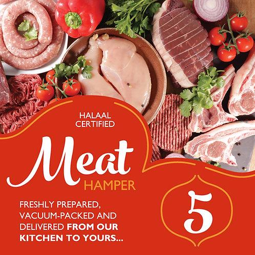 Halaal Meat Hamper 5