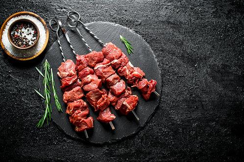 2 Beef Espetadas - Traditional Bay & Garlic