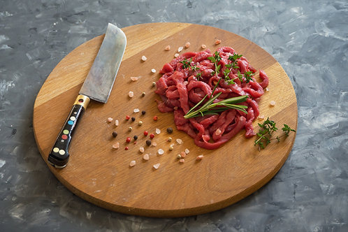 600g Beef Stir-fry Strips