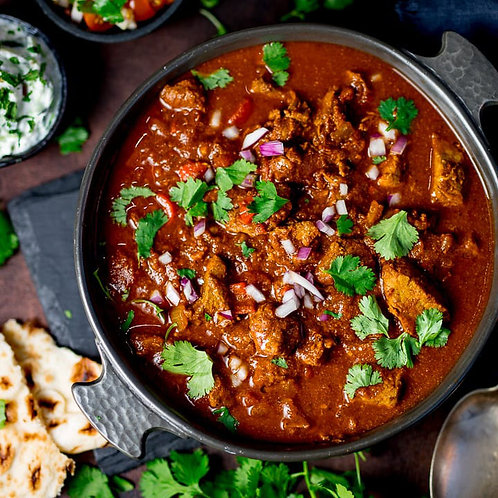 Lamb Rogan Josh (Bone-in)