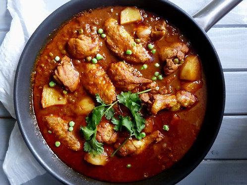 Durban Chicken Curry (Bone-in)
