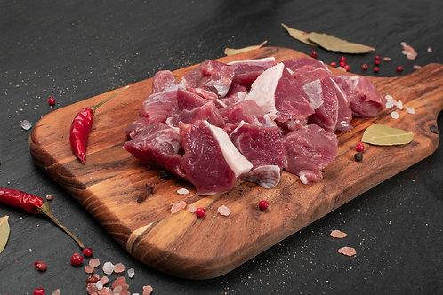 500g Beef Stewing Cubes - Free Range
