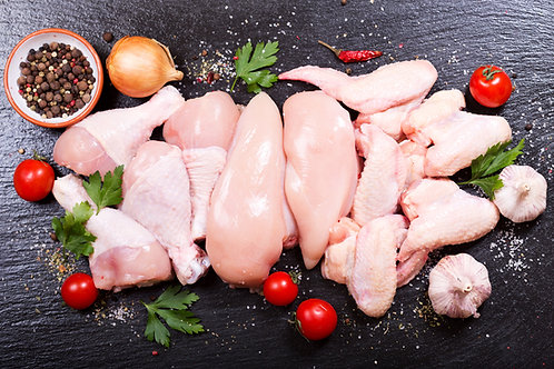 2kg Chicken Portions - Braai Pack