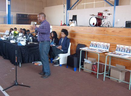 Soweto launch of 'Rioting and Writing'