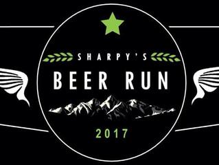 SHARPY'S BEER RUN 2017