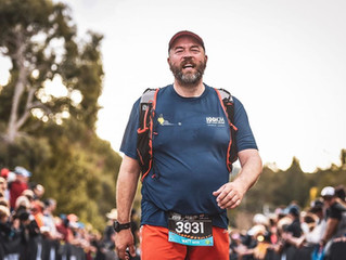 Ultra Trail Australia-My Review