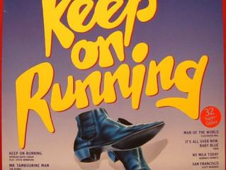 Spencer Davis Group (SDG)- Keep on Running