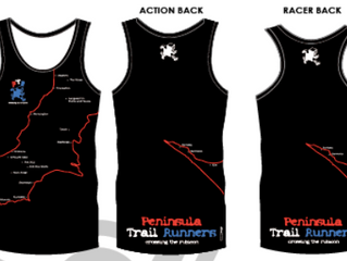 PTR Technical running merchandise- orders closed