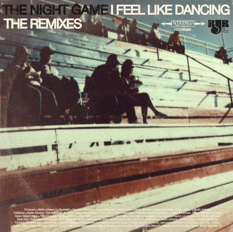 I FEEL LIKE DANCING - RUNNING LIGHTS REMIX