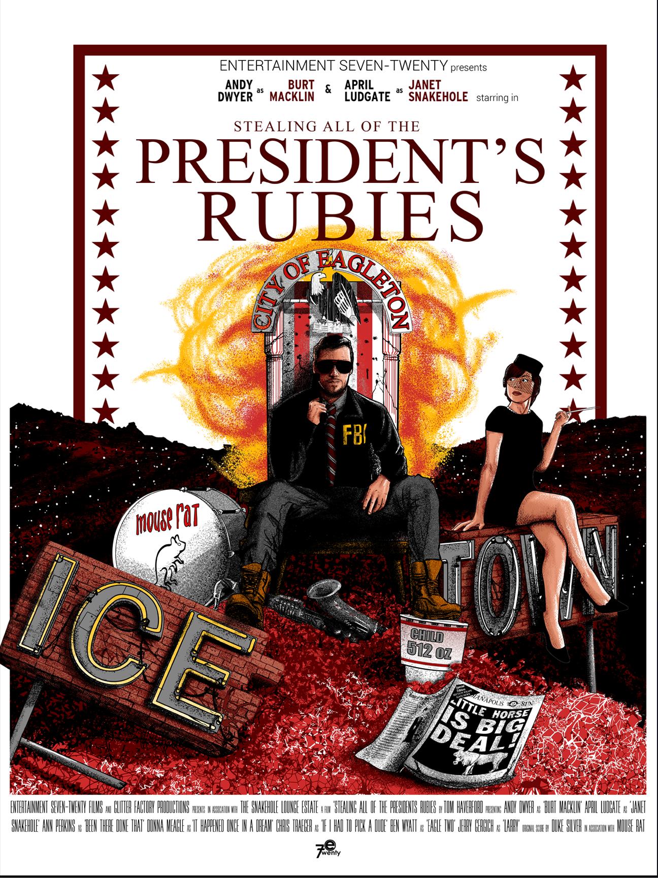 President's Rubies