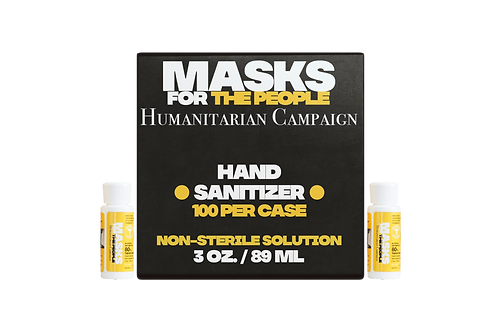 Travel Size Case | Hand Sanitizer