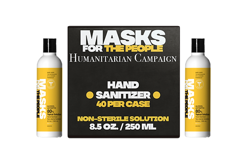 Family Size | Masks for the People Hand Sanitizer