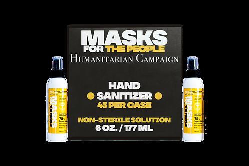 Spray Bottle Hand Sanitizers