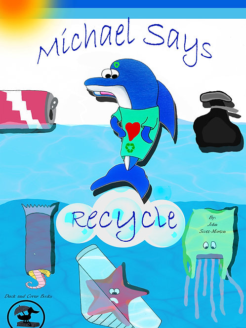 Michael Says Recycle