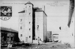 Le Château - 1908