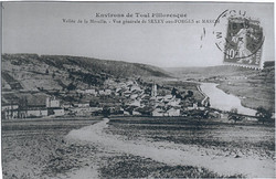 Vue générale Sexey-aux-Forges - 1870