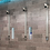 Thumbnail: Challis Ag+Pool Side Electronic Shower panel c/w Auto Flush