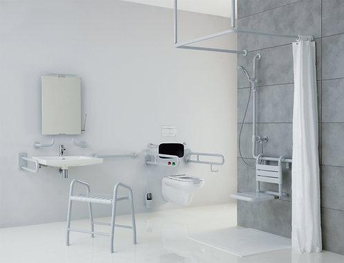 Range of Bathroom Grab Rails & Accessories