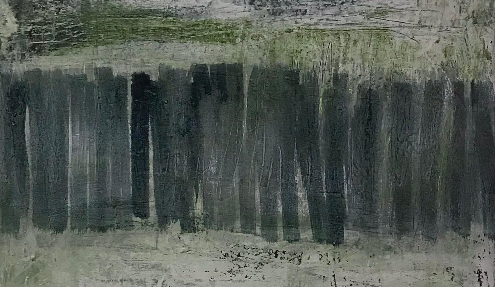 Horitzo num 5 . 65 x 73 cm