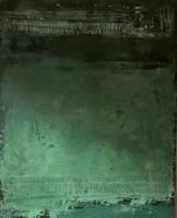 Secuencia num 4. 81 x 100 cm. Acrylic + coldwax