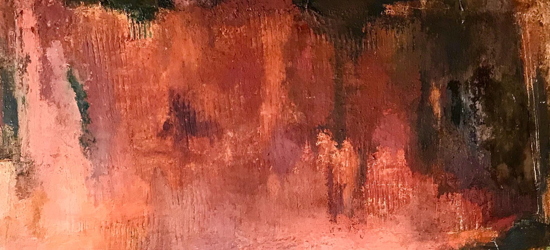 Rastres num 14. 130 x 60 cm