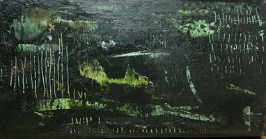 Secuencies num 13 40 x 22 cm