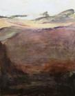 Napoli. Vesubio. 100 x 80 cm Acrylic+coldwax