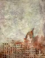 Rastres num 1 81 x 100 cm