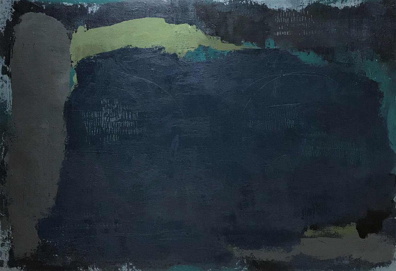 Secuencia num 9 116 x 81 cm
