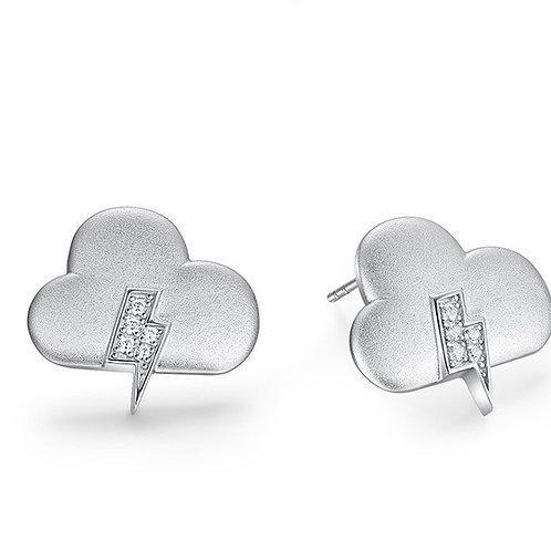 Weather Single Stud Earring
