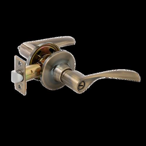 Ручка-защёлка AB (бронза, ключ-поворотник)