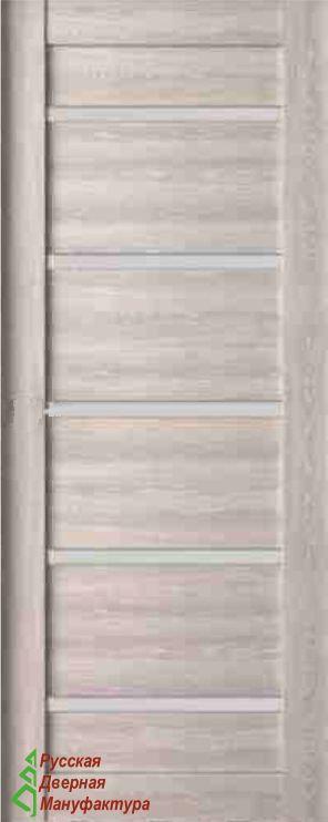 МС 8   цвет капучино  стекло белое матовое