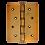 Thumbnail: Петля универсальная  100×75×2.5-4BB MACC
