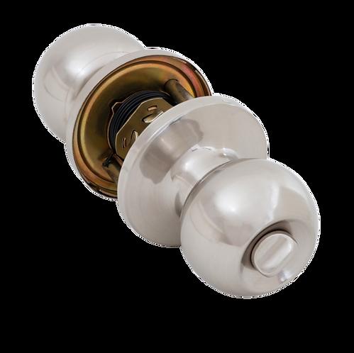 Ручка-защёлка круглая   золото  поворотник-заглушка
