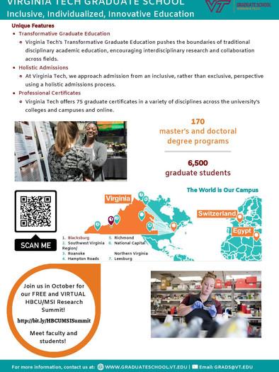 Virginia Tech University Graduate School