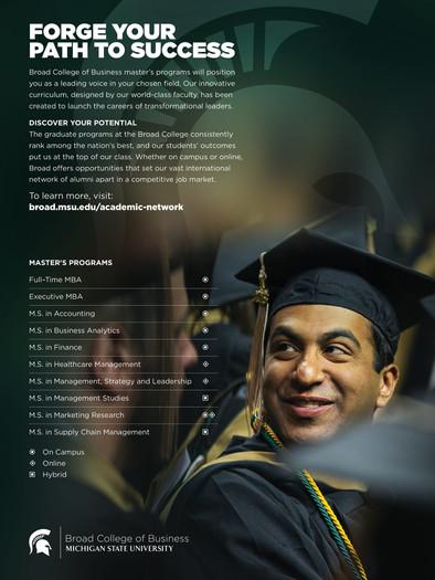 Michigan State Univ Broad Business Schoo