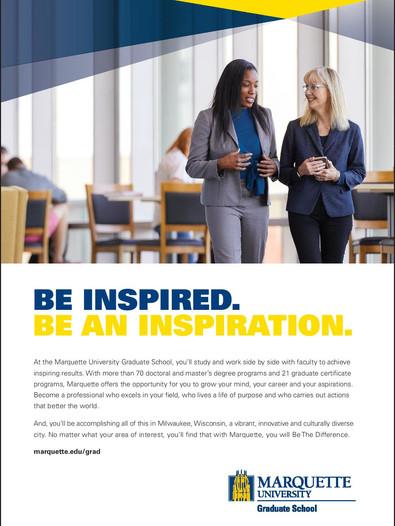 Marquette University Graduate School-pag