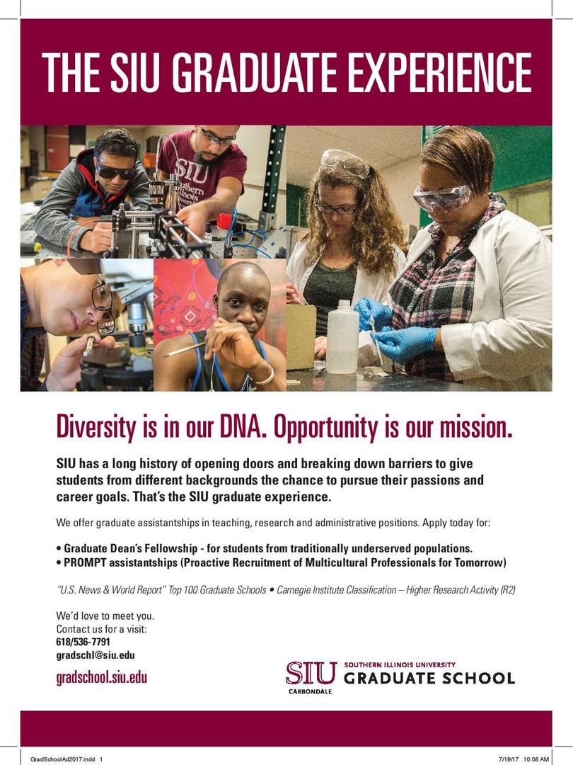 JPG Southern Illinois University Ad-page
