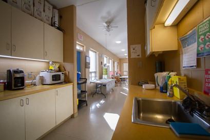 Seniors Room Kitchenette