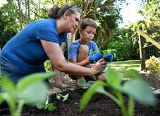 Lake Echo Community Recreation Centre Community Garden