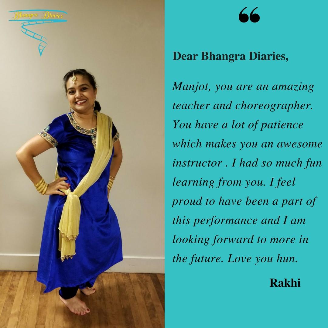 Rakhi Client Diaries