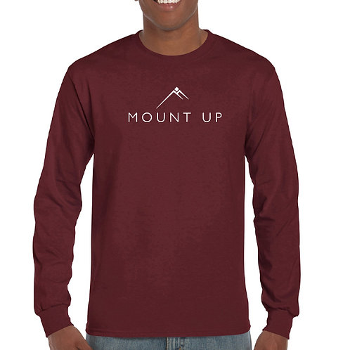 Mount Up Longsleeve Tee