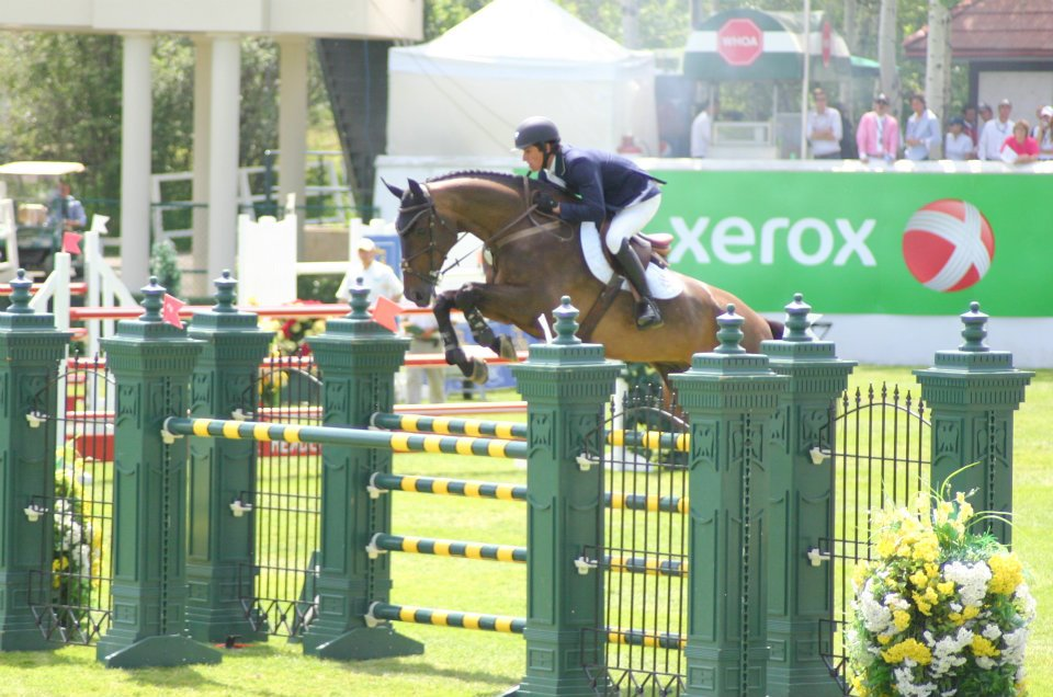 Armegedon 4* GP Spruce Meadows