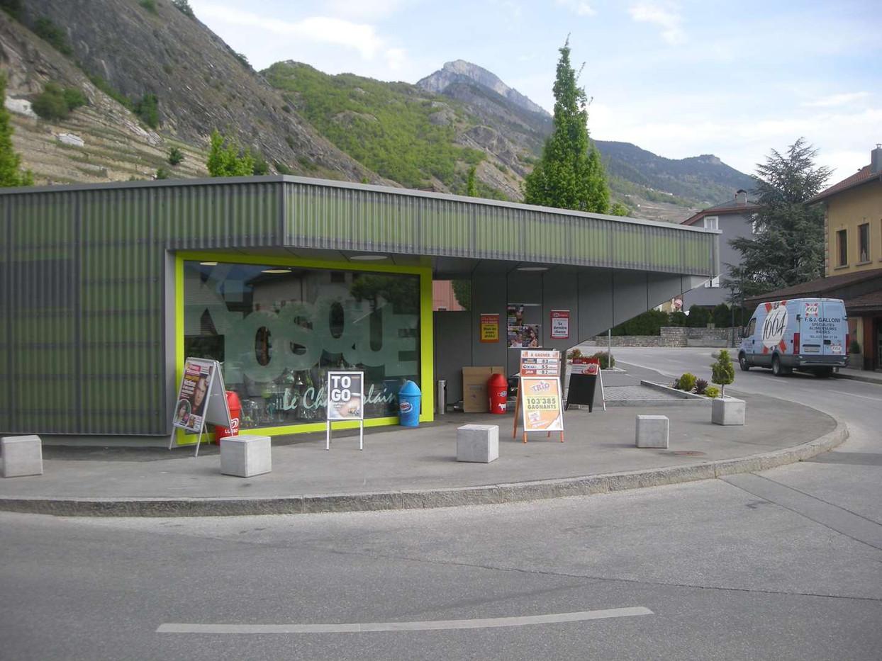 Kiosque d'Ardon